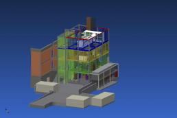 Anlagenplanung & Anlagenbau einer EBRI-Demonstrationsanlage